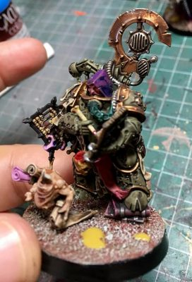 Deathguard.3, Ejército de Mortarion