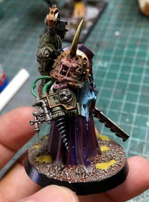Deathguard.5, Ejército de Mortarion