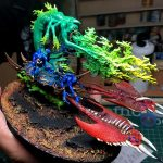 Disco de Tzeench Games Workshop 3