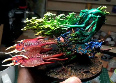 Disco de Tzeench Games Workshop 5