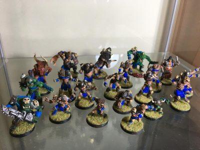 Equipo, Pacto del Caos, Goblin Guild 2