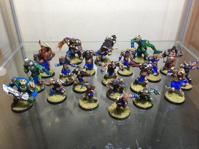 Equipo, Pacto del Caos, Goblin Guild 3