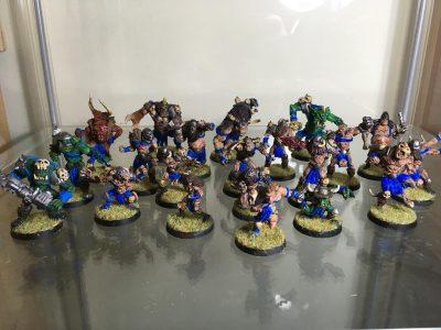 Equipo, Pacto del Caos 1, Goblin Guild