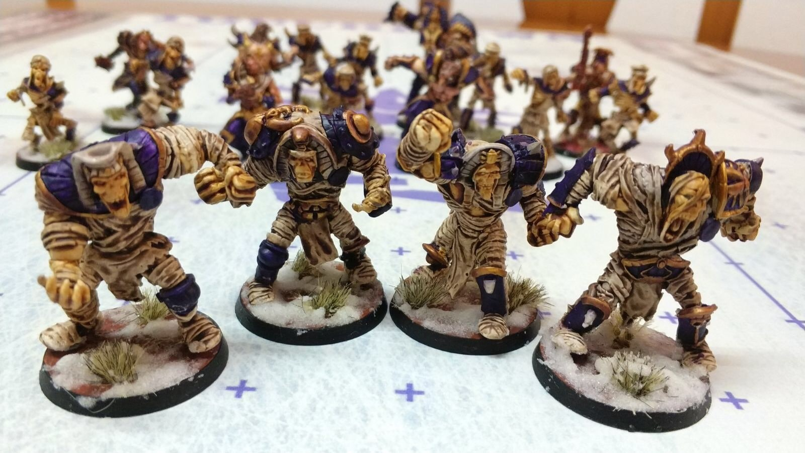 Equipo de khemry de Willy miniatures (2)