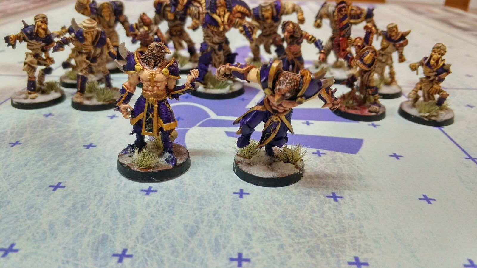 Equipo de Khemry de Willy miniatures (3)