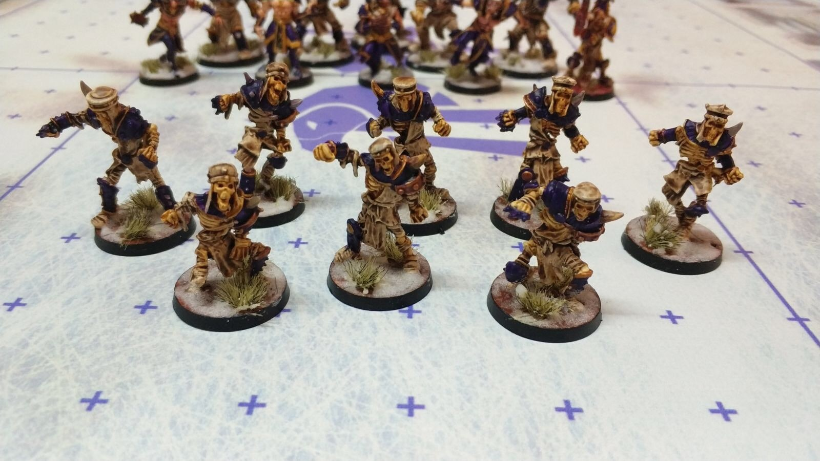 Equipo de khemry de Willy miniatures (4)