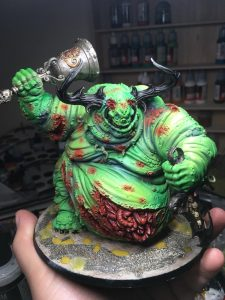 Gran inmundicia de Nurgle, Games Whorkshop
