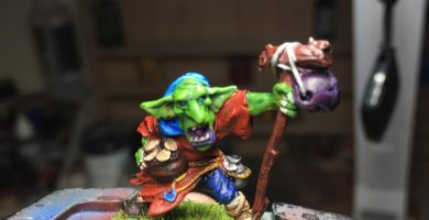 Mago Goblin, Goblin Guild 1