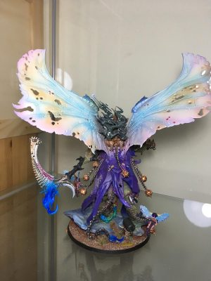 Mortarion, príncipe demonio de Nurgle de Games Workshop