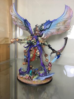 Mortarion, príncipe demonio de Nurgle de Games Workshop2