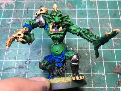 Troll, Pacto del Caos, Goblin Guild