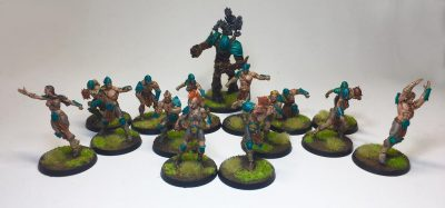 Elfos silvanos, willy miniatures 1