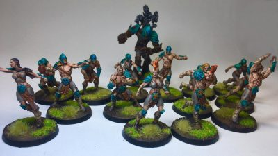 Elfos silvanos, willy miniatures 2