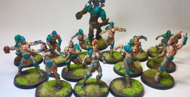 Elfos silvanos, willy miniatures 3